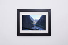 Load image into Gallery viewer, Road Through the Mountains. - 10X8""