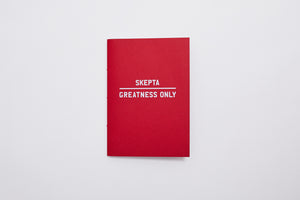Skepta: Greatest Only - photobook