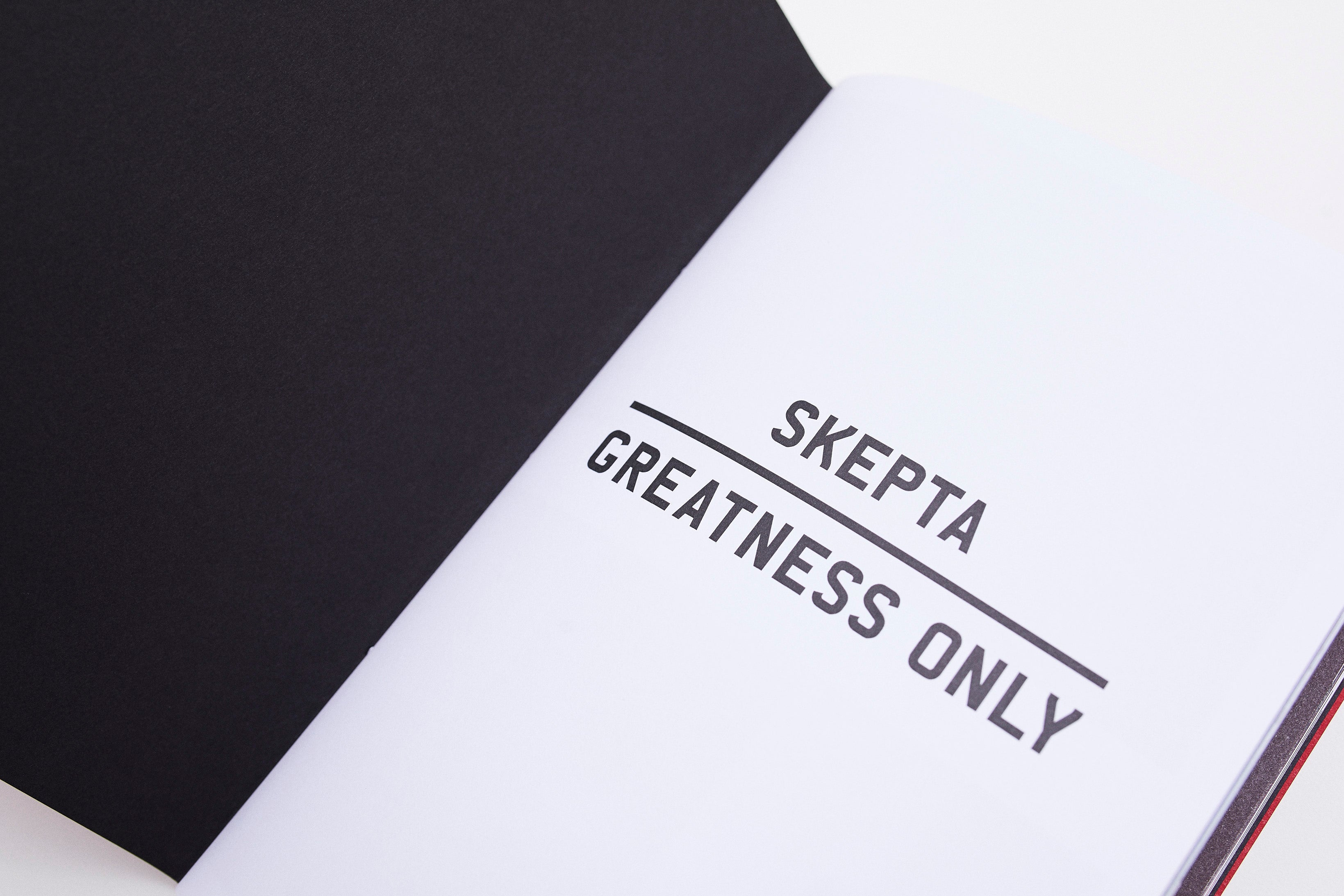 SOLD OUT - Skepta: Greatest Only - photobook