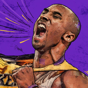 """The Black Mamba"" Tribute to Kobe Bryant Unisex Tank Top - shop.designhero"