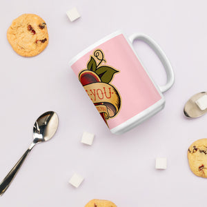 """I Love You But I Hate You"" Mug design by Hero - shop.designhero"