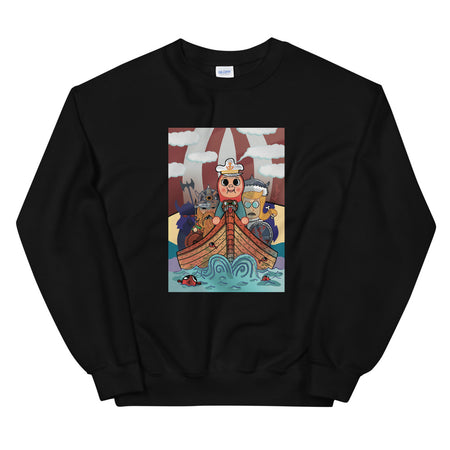 """Vikings"" Unisex Sweatshirt"