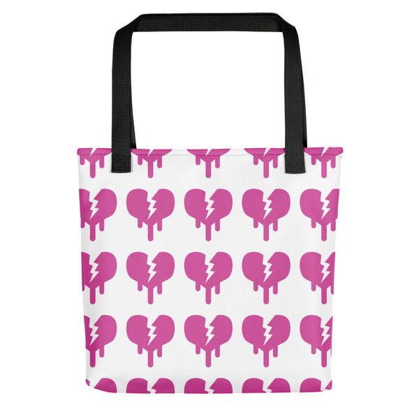 """Broken Heart"" Tote bag - shop.designhero"