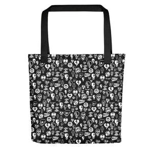 """Skulls"" Tote bag - shop.designhero"
