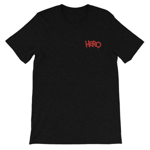 """Hero"" Short-Sleeve Unisex T-Shirt - shop.designhero"