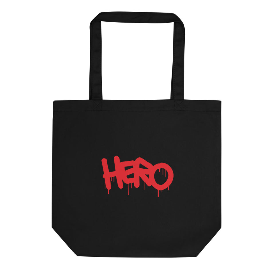 """Hero"" Eco Tote Bag - shop.designhero"