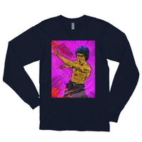 """Bruce Lee"" Long sleeve t-shirt"