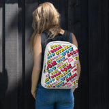 """Bowling"" Backpack design by Hero. - shop.designhero"