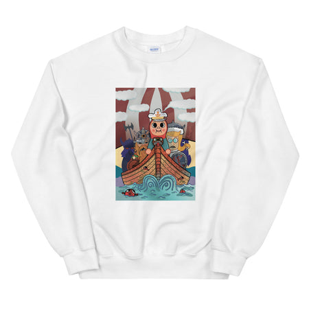 """Vikings"" Unisex Sweatshirt - Design Hero"