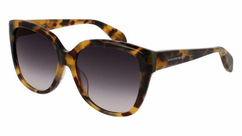 Alexander McQueen Amq - Edge AM0041SA Sunglasses