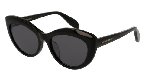 Alexander McQueen Amq - Edge AM0040SA Sunglasses