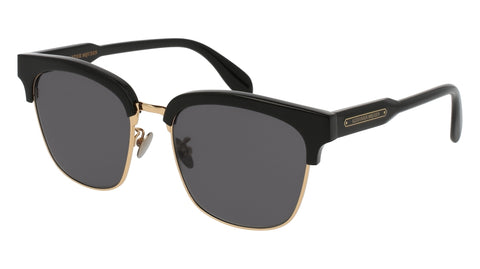 Alexander McQueen Amq - Edge AM0067SK Sunglasses