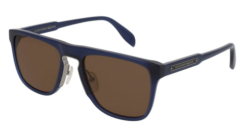 Alexander McQueen Edge AM0078S Sunglasses