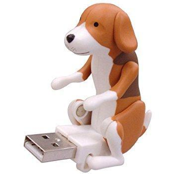 Funny Cute USB Humping Spot Dog