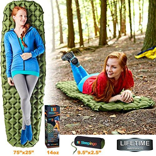 (60% OFF ONLY TODAY!!)BEST OUTDOOR SLEEPING MATTRESS