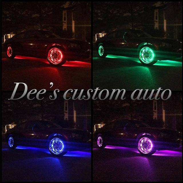 (60% OFF ONLY TODAY) Waterproof Led Wheel Lights