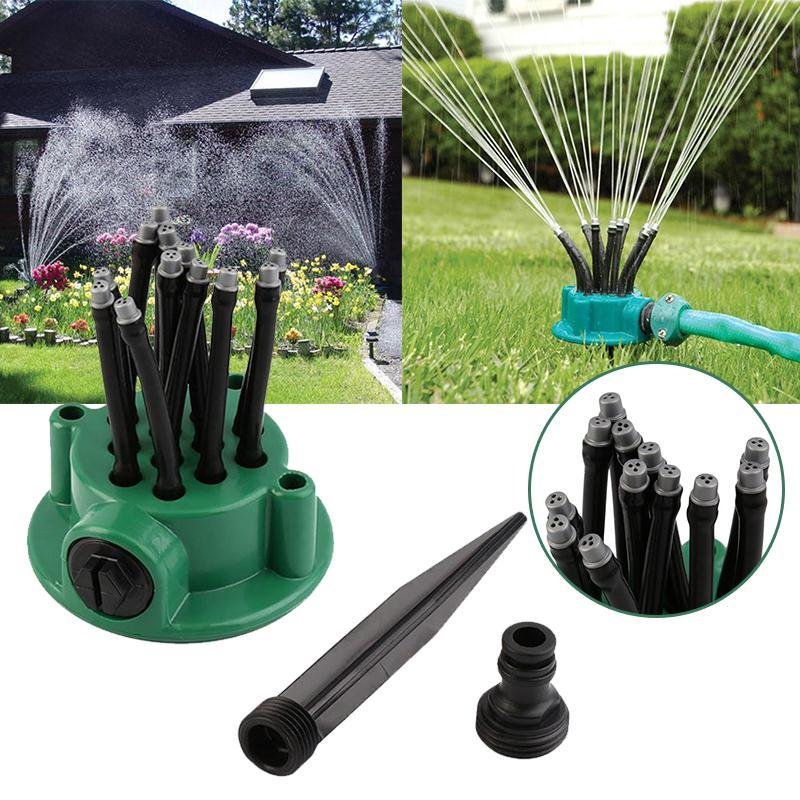 (Last Day Promotion 50% OFF)360 Degrees Adjustable Lawn Sprinkler-BUY 2 FREE SHIPPING
