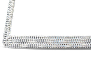Luxury Bling Rhinestone License Plate Frame-(50% OFF+FREE SHIPPING)