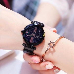 (Factory Outlet 50% OFF Today)Starry Sky Design Watch