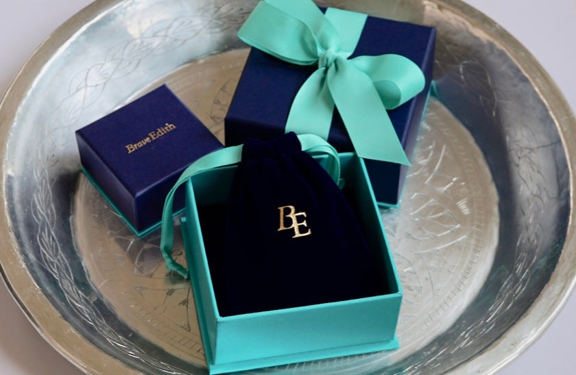 Brave Edith Jewellery boxes and bag
