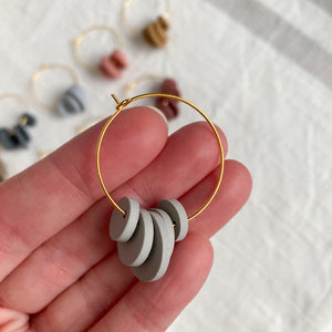 REMI Hoops with Clay Discs