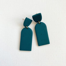 Load image into Gallery viewer, Dome Polymer Clay Earrings