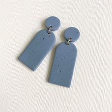 Load image into Gallery viewer, MINI CLOSED ARCH Polymer Clay Earrings