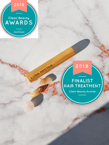 Best Hair Treatment CertClean Clean Beauty Award