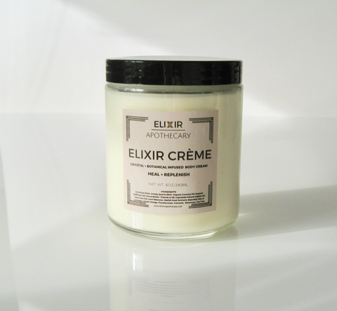Elixir Hand and Body Creme