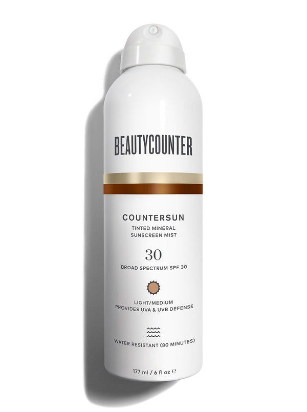Countersun Tinted Mineral Sunscreen Mist - Cynaglow
