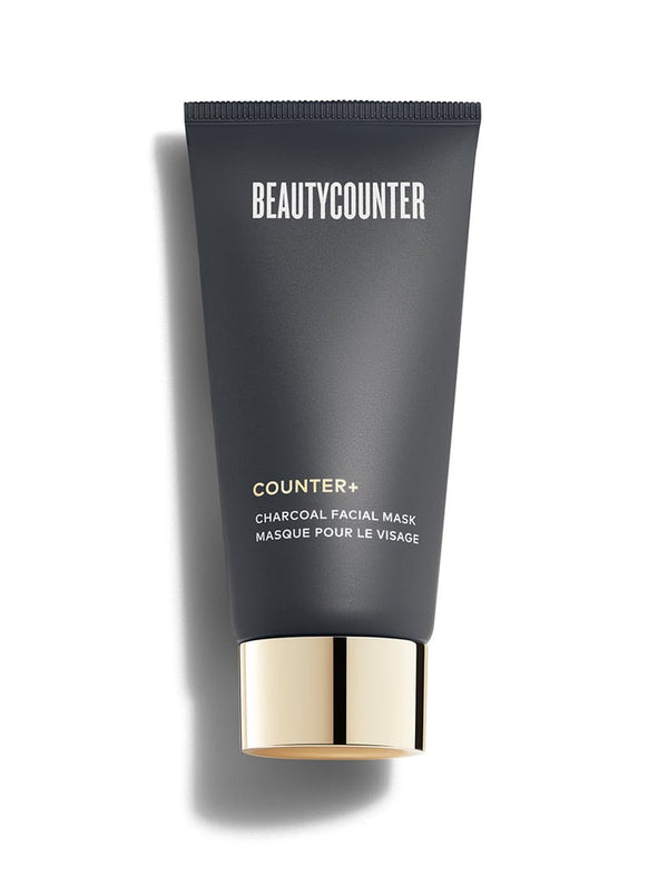 Counter+ Charcoal Facial Mask - Cynaglow