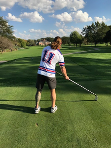 New York (Mad Garden) Golf Shirts