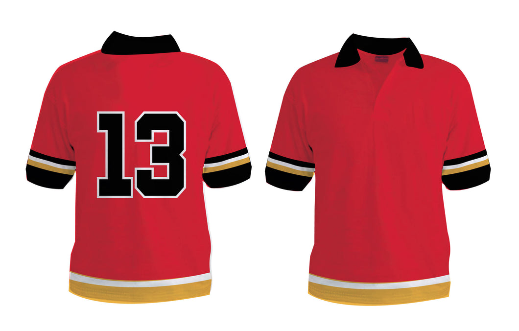 Calgary Celly Golf Shirts