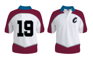 Colorado Celly Golf Shirts