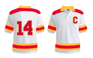 Vintage Calgary Celly Golf Shirts