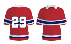 Montreal Celly Golf Shirts