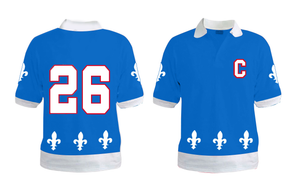 Quebec Celly Golf Shirts