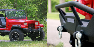 Best Buyers Guide for Jeep TJ & YJ Bumpers | Tuff Stuff 4x4 & Tuff Stuff Overland