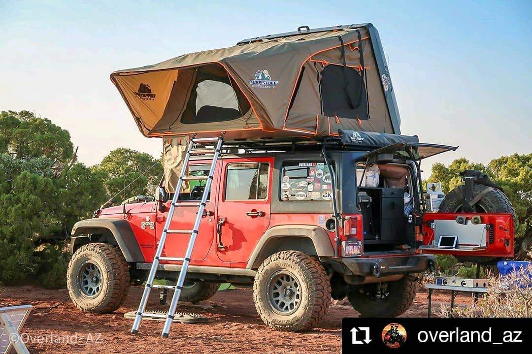 Overland Gear and Equipment: Don't Forget The Basics | Tuff Stuff 4x4 & Tuff Stuff Overland