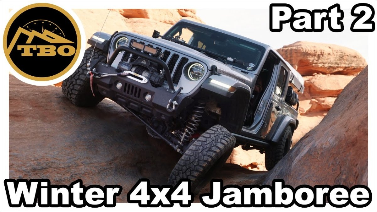 Winter 4x4 Jamboree - Part 2 by Trail Benders Overland | Tuff Stuff 4x4 & Tuff Stuff Overland