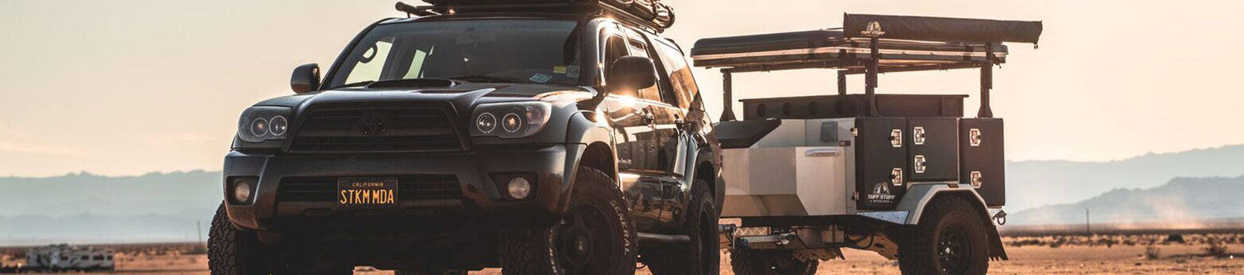 Trailer Accessories | Tuff Stuff 4x4 & Tuff Stuff Overland