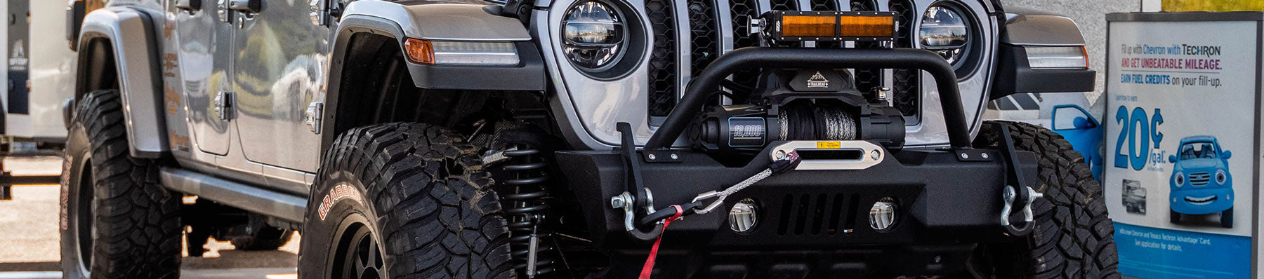 Winch Accessories | Tuff Stuff 4x4 & Tuff Stuff Overland