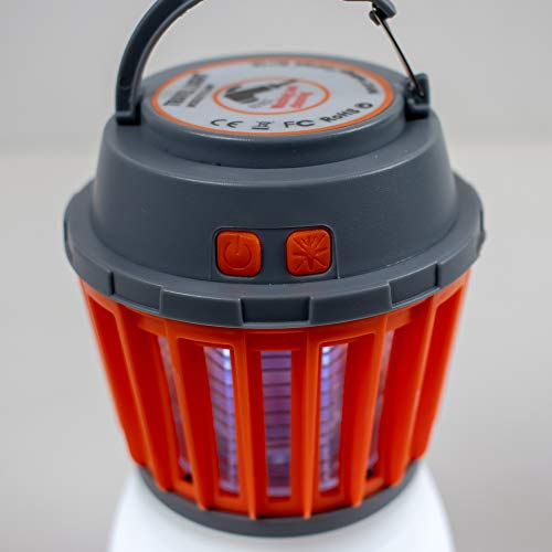 Tuff Stuff® LED Rechargeable Mosquito Killer Lantern, 3W