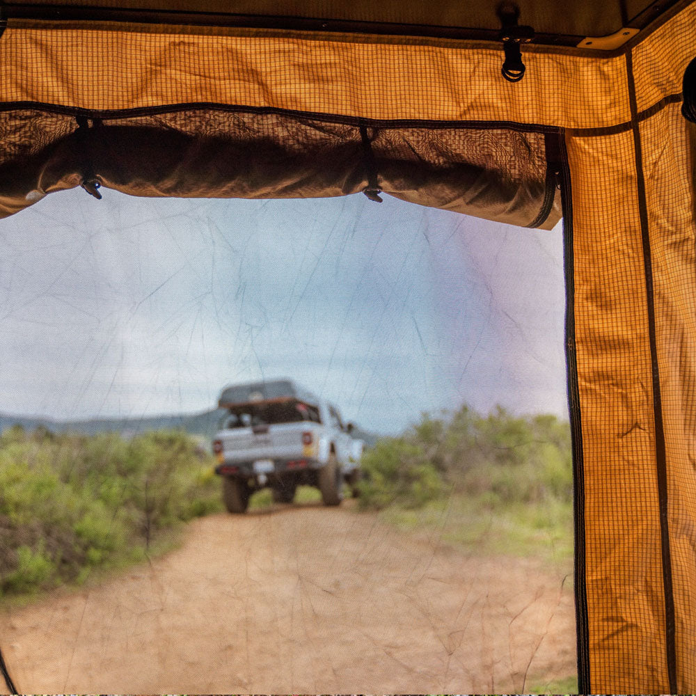 Tuff Stuff® Overland Enclosed Annex Room with Floor, Delta & TRAILHEAD®