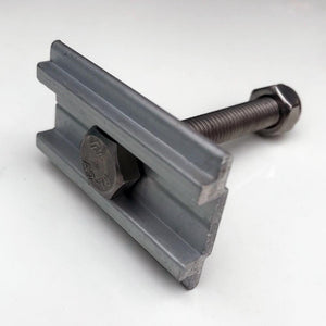 Roof Top Tent, Sliding Installation Bracket with Matching Nut & Bolt - Tuff Stuff 4x4 & Tuff Stuff Overland