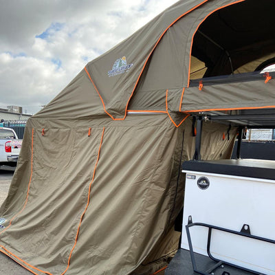 Tuff Stuff® Alpha Clam Shell RTT, Annex Room - Tuff Stuff Overland - Annex Room