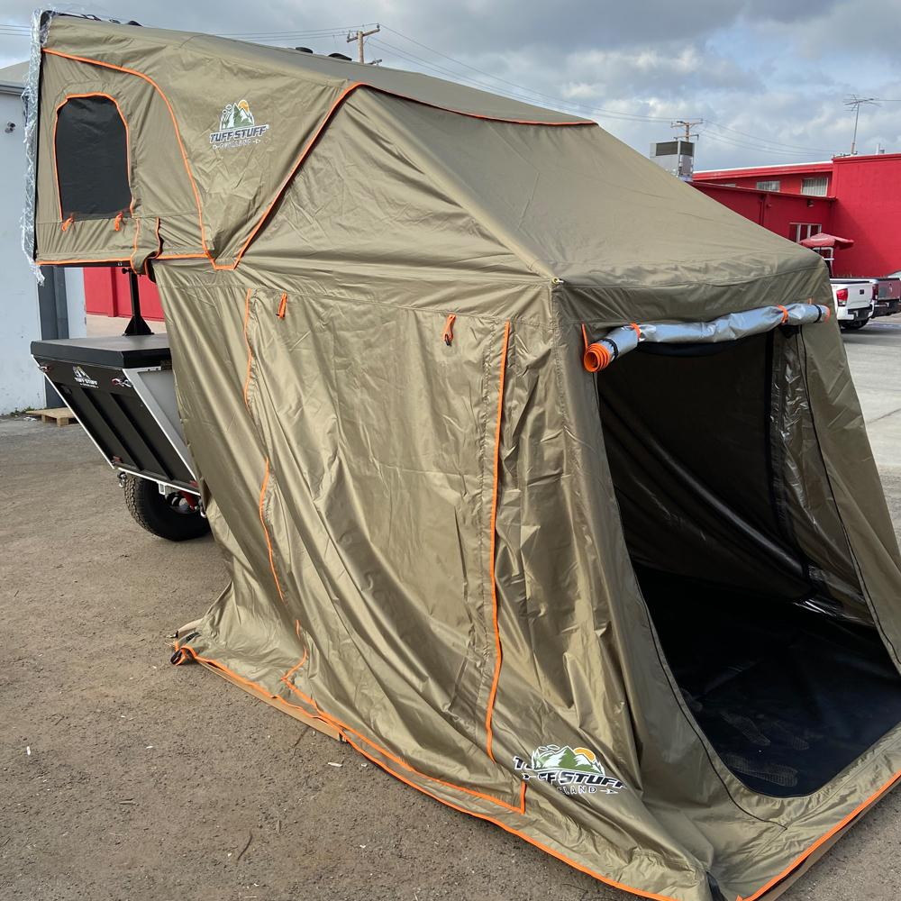 Tuff Stuff® Alpha II™ Clam Shell RTT, Annex Room - Tuff Stuff Overland - Annex Room