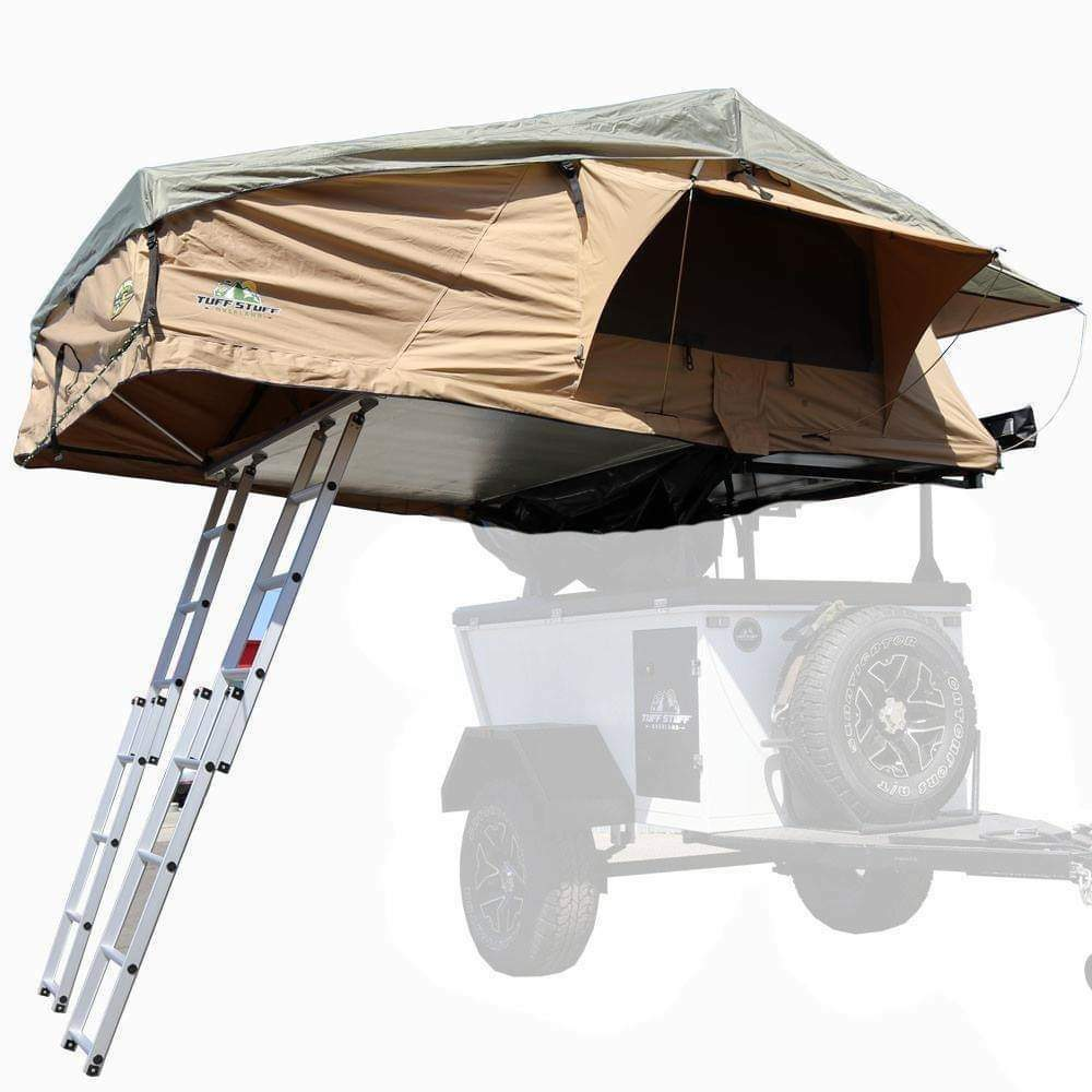 "Tuff Stuff® ""Elite"" Overland Roof Top Tent & Annex Room, 5 Person - Tuff Stuff Overland - Roof Top Tent"