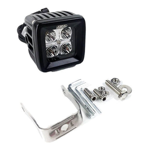 "Tuff Stuff® LED Cube Light 2"" × 2″ Spot Beam, 16 Watt/1,280 Lumens - Tuff Stuff 4x4 & Tuff Stuff Overland"