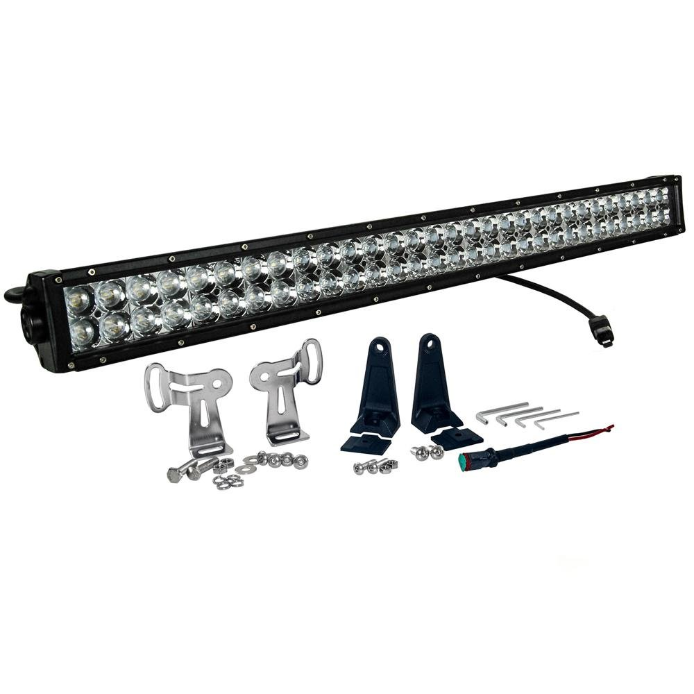 Tuff Stuff LED Light Bar 30 in 3D Series, 180 Watt/18,000 Lumens - Tuff Stuff 4x4 & Tuff Stuff Overland - LED Light Bar